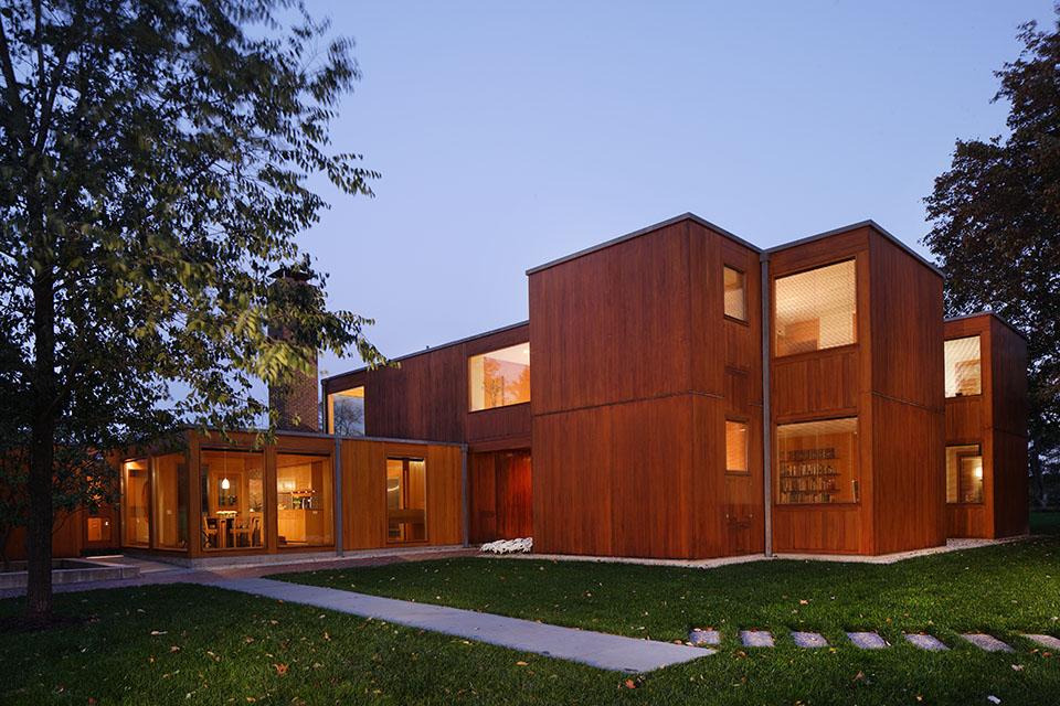 Korman House. Photo by Matt Wargo.