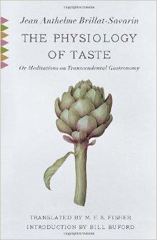 phys of taste