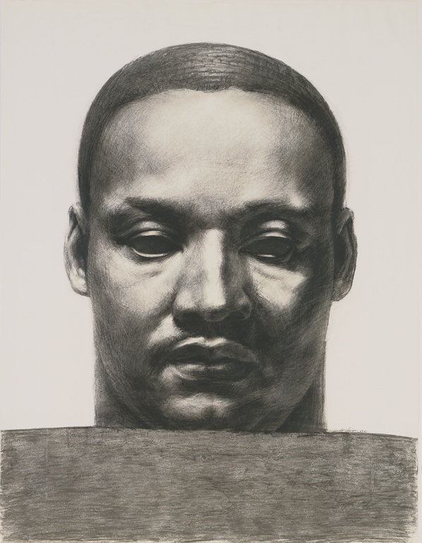 Martin Luther King, Jr., 1981, John Woodrow Wilson (Philadelphia Museum of Art: 125th Anniversary Acquisition)
