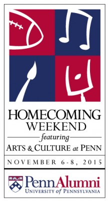 Arts and Culture: Homecoming Edition – The Pennsylvania Gazette