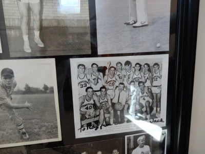 McCloskey's house in Georgia contains a nice remembrance to the 1965-66 team.