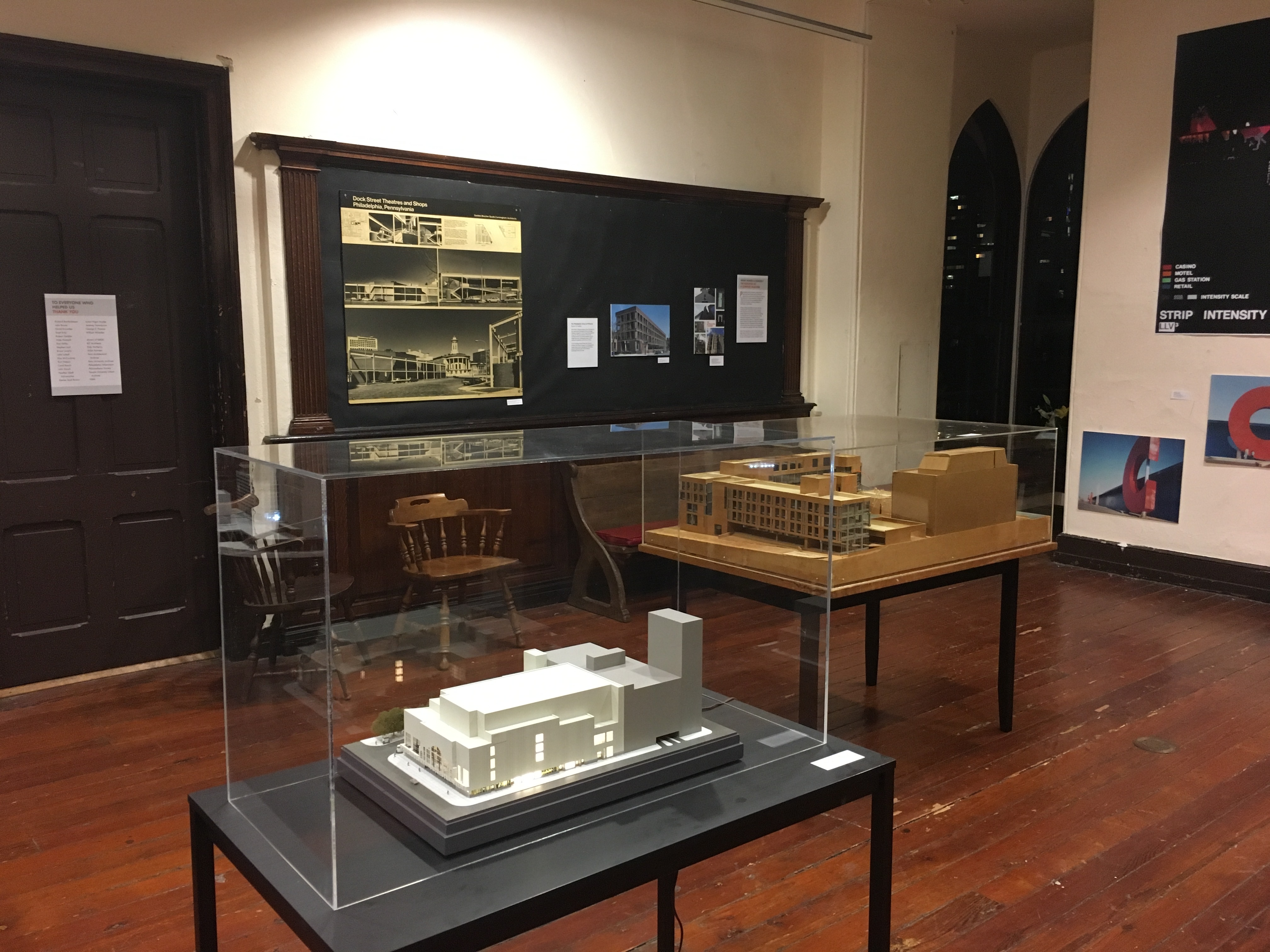 Inside College Hall Up In The Philomathean Societys Fourth Floor Art Gallery Two Students Are Re Examining More Than 40 Of Philadelphias Buildings And