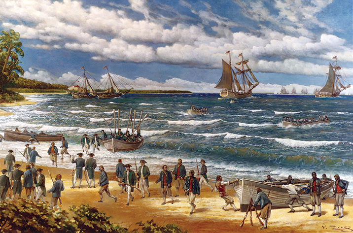 oldpenn_battle_of_nassau