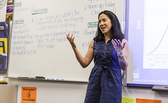 Angela Duckworth, 2013 MacArthur Fellow