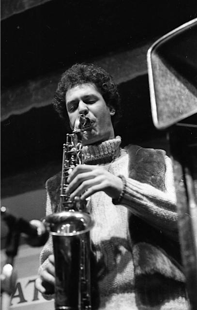 Steven Knoblauch C'70, ca. 1971