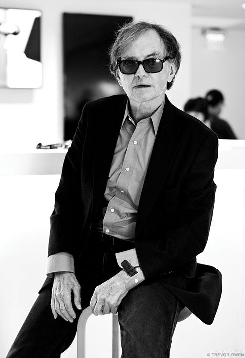 Julian Wasser (by Trevor Owen, Leica Los Angeles).