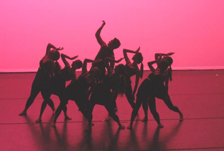 Student group Penn Dance