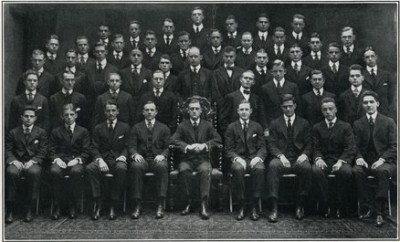 The 1915-16 Penn Glee Club