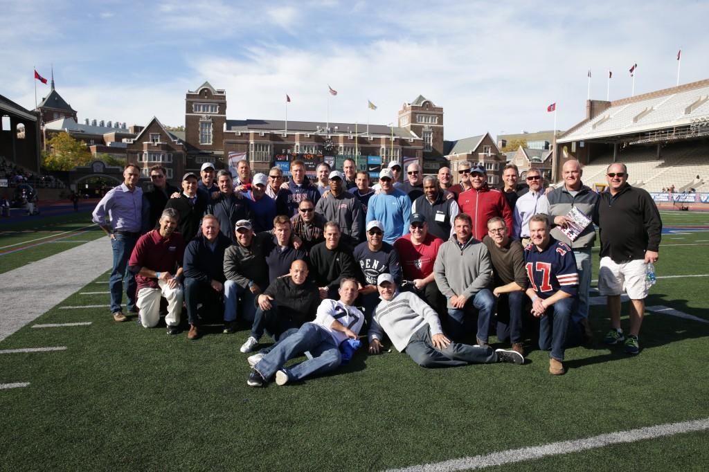 161020 University of Pennsylvania - Football vs Brown; Homecoming