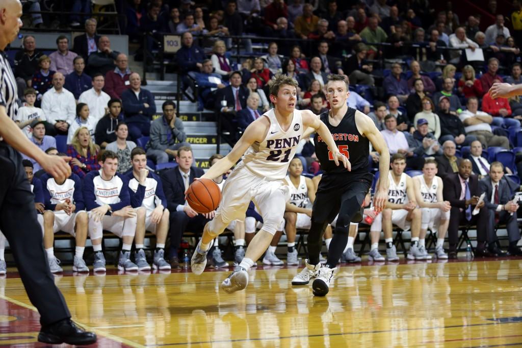 170201 University of Pennsylvania - Men's basketball vs Princeton