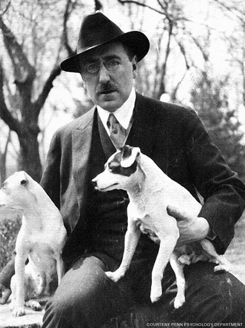 Edwin Burket Twitmyer, ca. 1925.