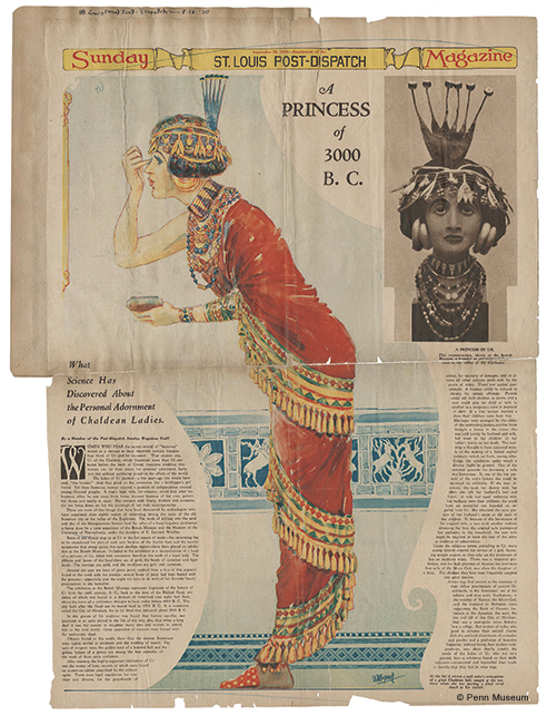 arts_ur_newspaperclipping1930
