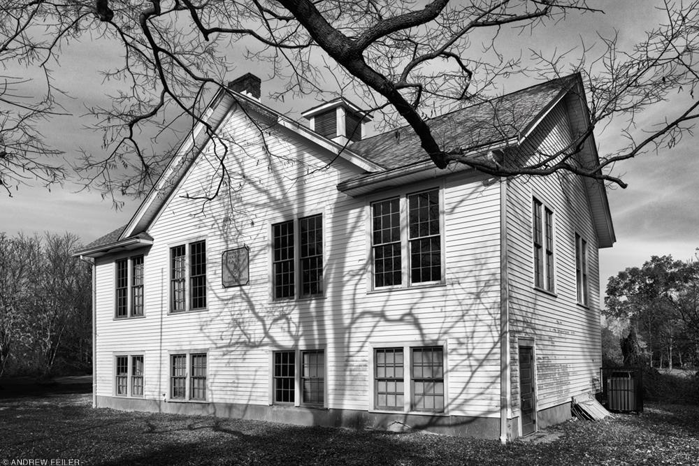 Exterior photo of Jefferson Jacob School, Jefferson County, Kentucky