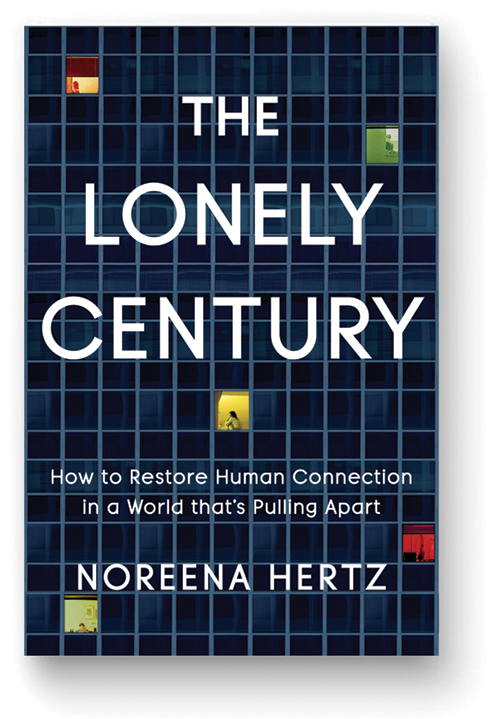 Book cover of The Lonely Century