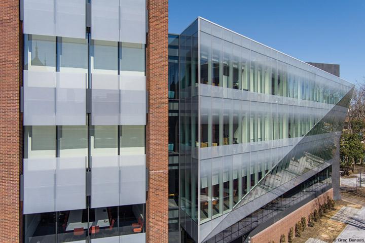 Photo of Wharton Academic Research Building